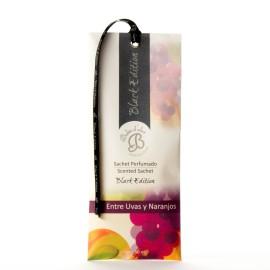 Entre Uvas y Naranjos - Sachet Perfumado Black Edition
