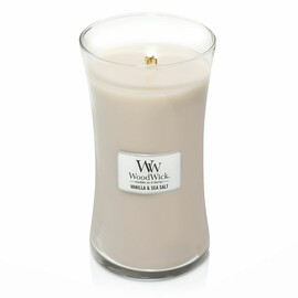 Vanilla & Sea Salt - Hourglass Grande