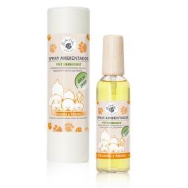 Citronela y Menta - Spray Stop Odor 100 ml.