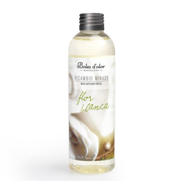Flor Blanca - Recambio de Mikado 200 ml.