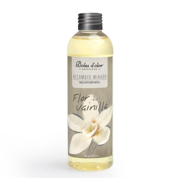 Flor de Vainilla - Recambio de Mikado 200 ml.