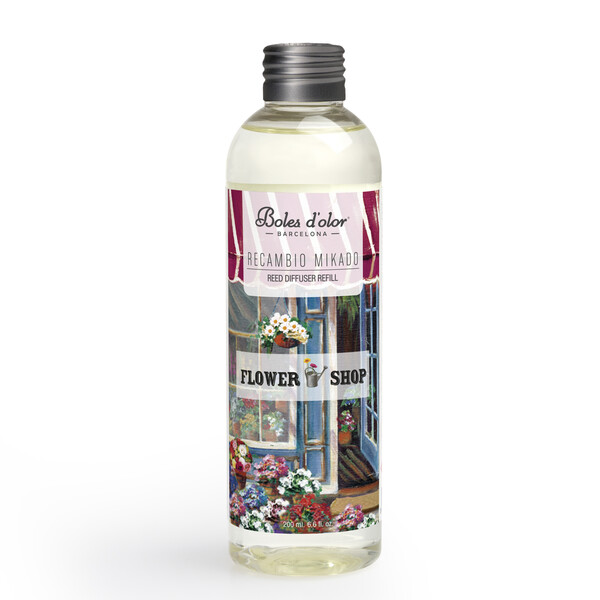 Flower Shop - Recambio de Mikado 200 ml.