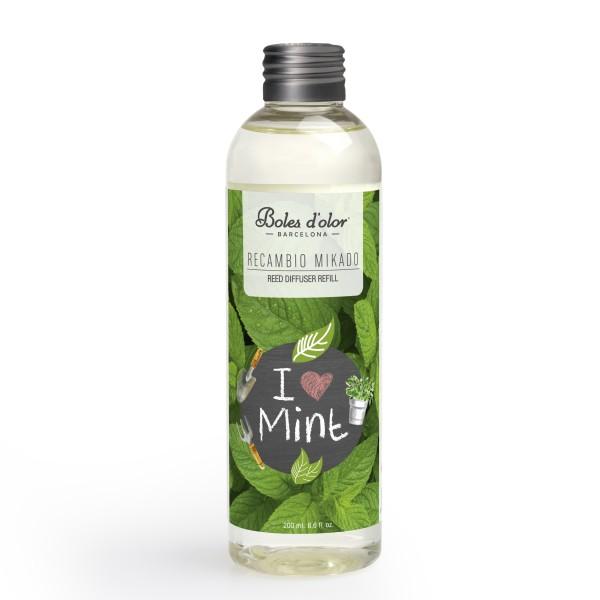 I Love Mint - Recambio de Mikado 200 ml.