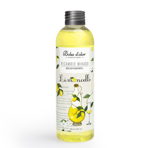 Limoncello - Recambio de Mikado 200 ml.