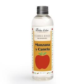 Manzana y Canela - Recambio de Mikado 200 ml.