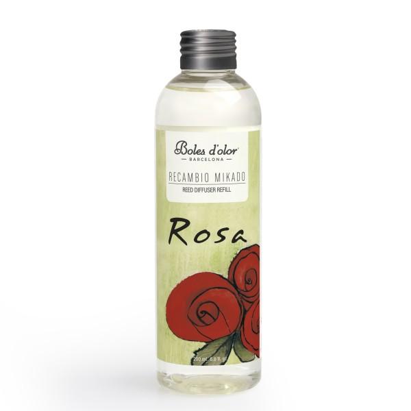 Rosa - Recambio de Mikado 200 ml.