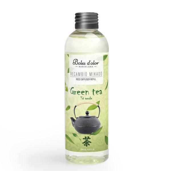 Té Verde - Recambio de Mikado 200 ml.