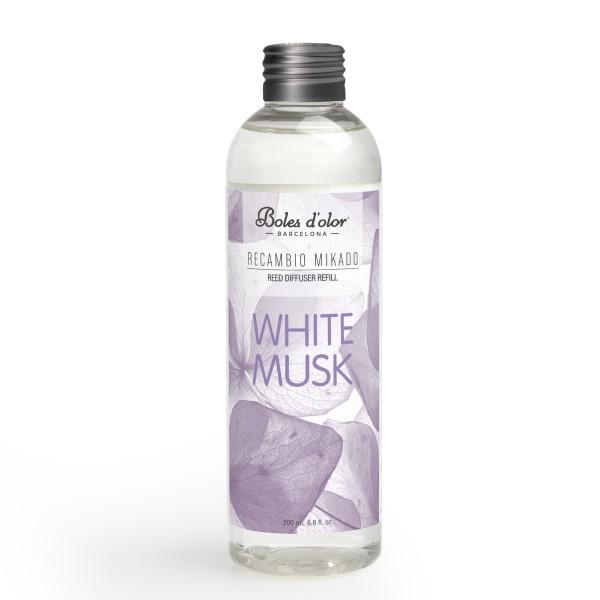 White Musk - Recambio de Mikado 200 ml.