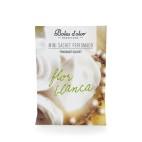 Flor Blanca - Mini Sachet Perfumado