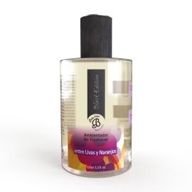 Entre Uvas y Naranjos - Spray Black Edition 100 ml.