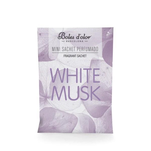 White Musk - Mini Sachet Perfumado