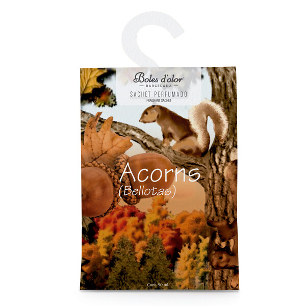 Acorns - Sachet Perfumado