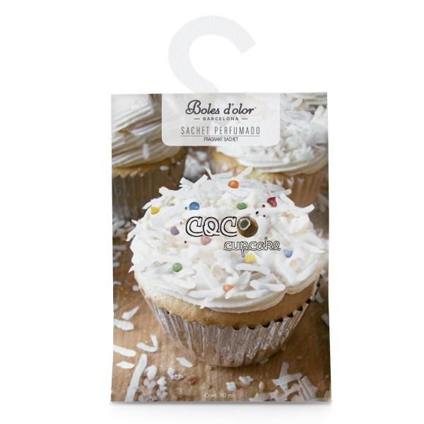 Coco Cupcake - Sachet Perfumado