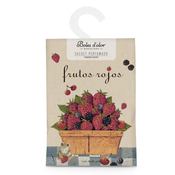 Frutos Rojos - Sachet Perfumado