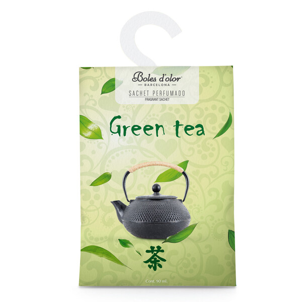 Té Verde - Sachet Perfumado