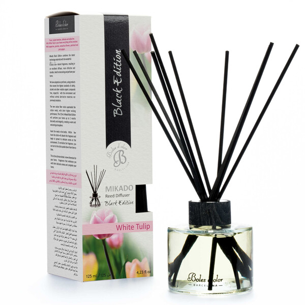 White Tulip - Mikado Black Edition 125 ml.