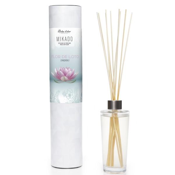 Flor de Loto - Mikado 200 ml.