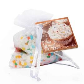 Coco Cupcake - Mini Resinas Perfumadas