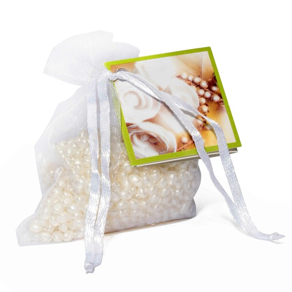 Flor Blanca - Mini Resinas Perfumadas