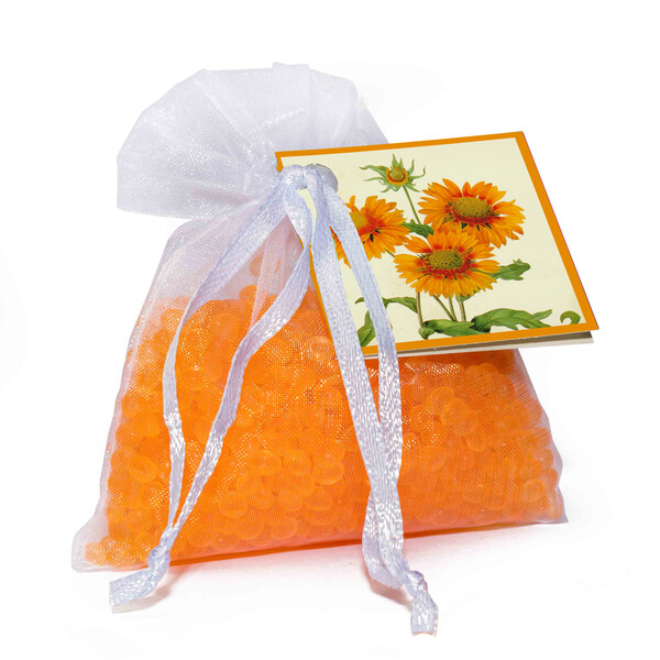 Girasol - Mini Resinas Perfumadas