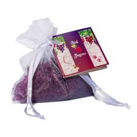 Red Grapes - Mini Resinas Perfumadas