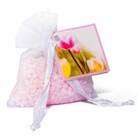 White Tulip - Mini Resinas Perfumadas