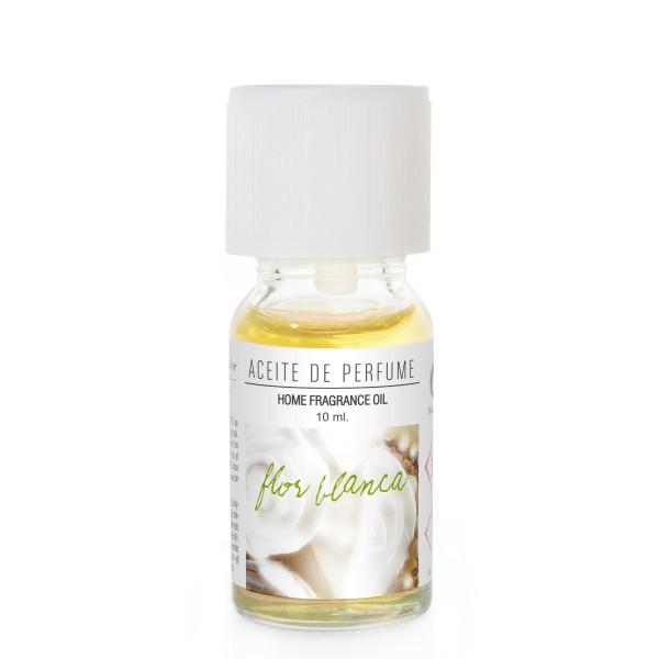 Flor Blanca - Aceite de Perfume 10 ml.