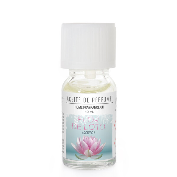 Flor de Loto - Aceite de Perfume 10 ml.
