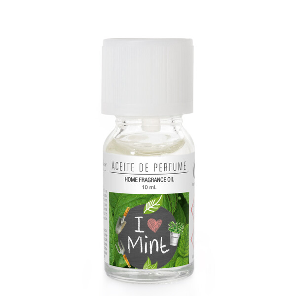 I Love Mint - Aceite de Perfume 10 ml.