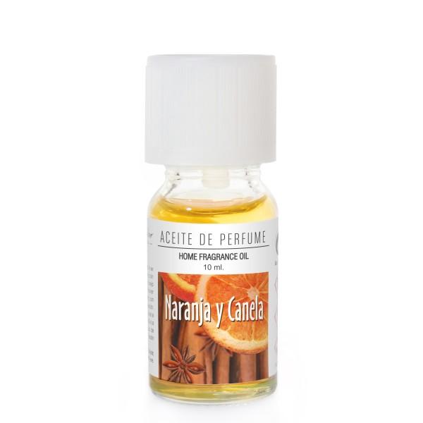 Naranja y Canela - Aceite de Perfume 10 ml.