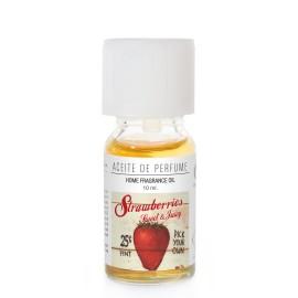 Strawberries - Aceite de Perfume 10 ml.