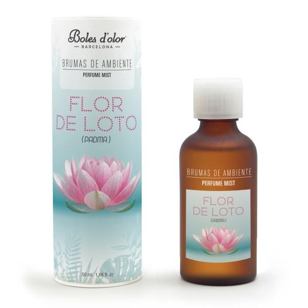 Flor de Loto - Bruma de Ambiente 50 ml.