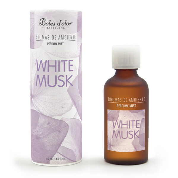 White Musk - Bruma de Ambiente 50 ml.