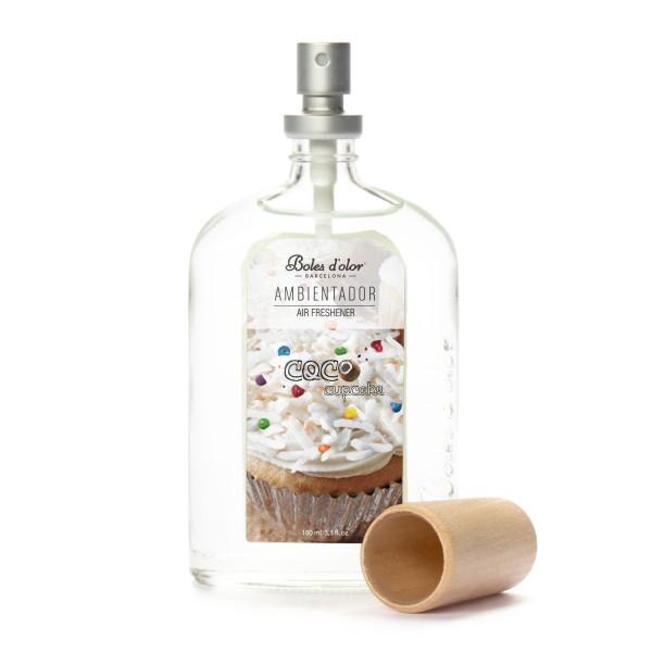 Coco Cupcake - Ambientador en Spray 100 ml.