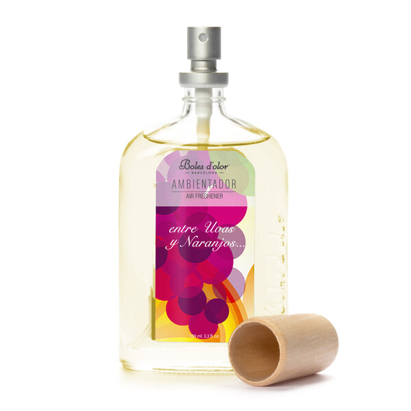 Entre Uvas y Naranjos - Ambientador en Spray 100 ml.