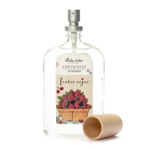 Frutos Rojos - Ambientador en Spray 100 ml.