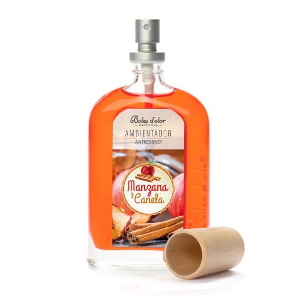 Manzana y Canela - Ambientador en Spray 100 ml.