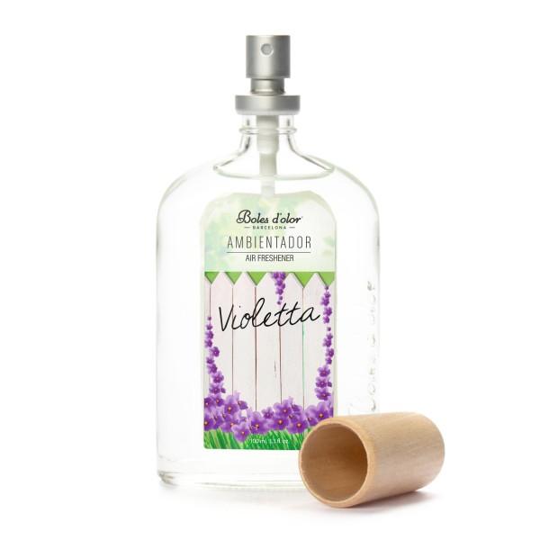 Violetta - Ambientador en Spray 100 ml.