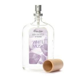 White Musk - Ambientador en Spray 100 ml.
