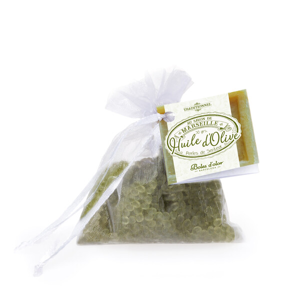 Au Savon de Marseille Huile d'olive - Mini Resinas Perfumadas