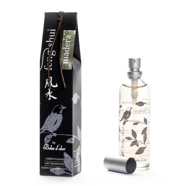 Feng Shui Madera - Ambientador en Spray 50 ml.