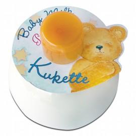 Infantil Kukette - Baby Milk 250 cc.