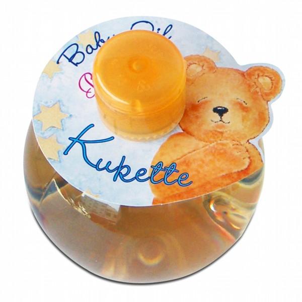 Infantil Kukette - Baby Oil - Aceite de masaje 250 cc.