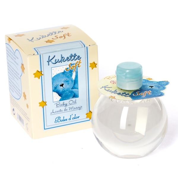 Kukette Soft - Baby Oil - Aceite de masaje 250 cc.