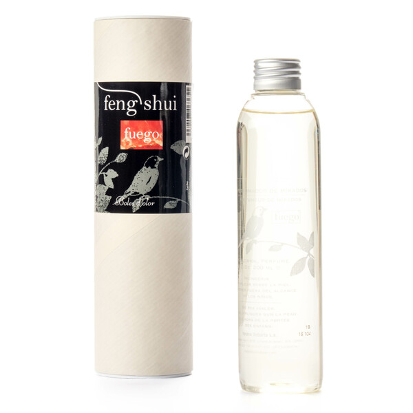 Feng Shui Fuego - Recambio de Mikado 200 ml.