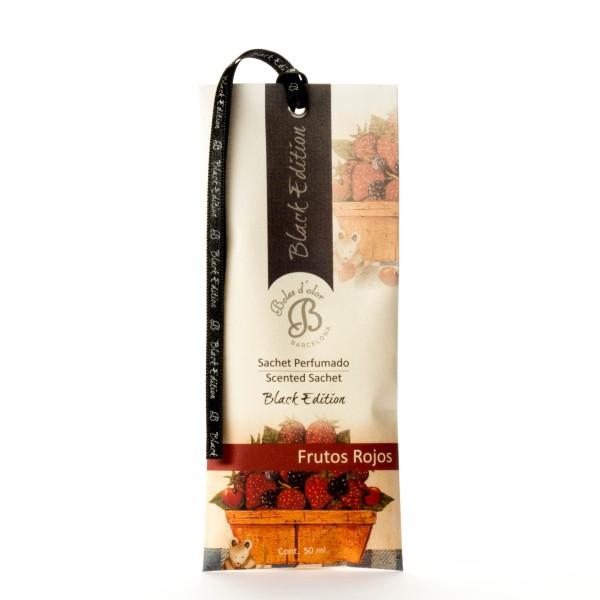 Frutos Rojos - Sachet Perfumado Black Edition